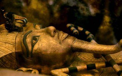 El material de una de las dagas de Tutankamón procede de un meteorito
