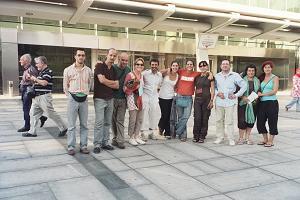 Árabe en el extranjero 2018 El Cairo
